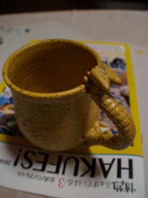 かわいいマグカップ…